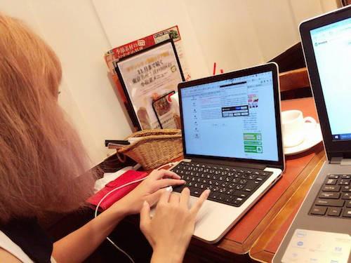 たまきちゃん♡ブログヘッダー